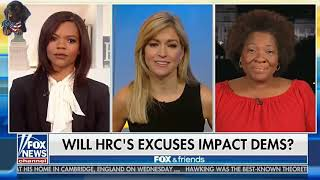 White Married Women Are to Blame Candace Owens vs Jehmu Greene on Hillarys Latest Excuse
