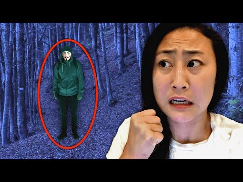 I FOUND HACKERS SECRET SAFE IN ABANDONED FOREST!!!