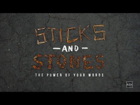 Sticks & Stones (Week 3) - Words Can Help