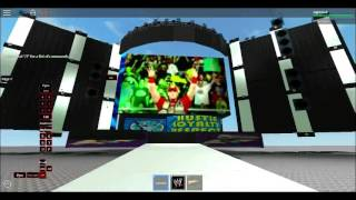 WWE Roblox John Cena Sucks song