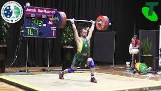 2018 Australian Weightlifting Team Trials - Session 5