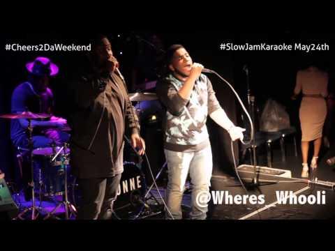#SlowJamKaraoke May 24th [PROMO ADVERT] @ Bloomsbury Bowling Lanes