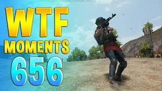 PUBG WTF Funny Daily Moments Highlights Ep 656