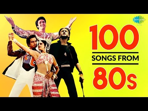 Top 100 Songs From 80s  80s के हिट गाने  HD Songs  One Stop Jukebox