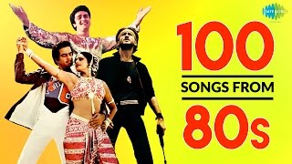 Download Top 100 Songs From 80's | 80's के हिट गाने | HD Songs | One Stop Jukebox MP3 song and Music Video