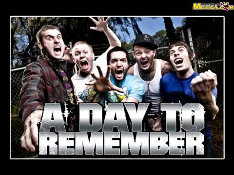 A day to remember   Speak of the devil sub español