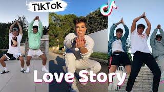 Love Story Remix TikTok Dance Challenge Compilation