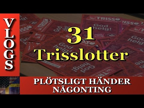 Triss - Skrapar 31 lotter