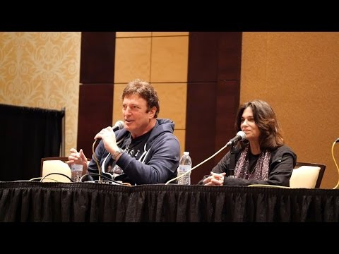 Zenkaikon 2016 - Ghost in the Shell Panel (Richard Epcar & Ellyn Stern)