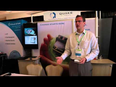 Iridium Partner Product Demo - Quake Global Q4000i