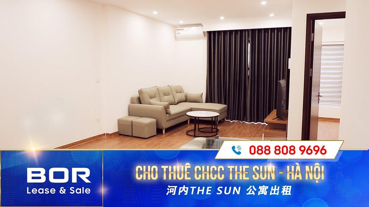 image Cho thuê căn hộ chung cư The Sun Tower | 河内THE SUN 公寓出租
