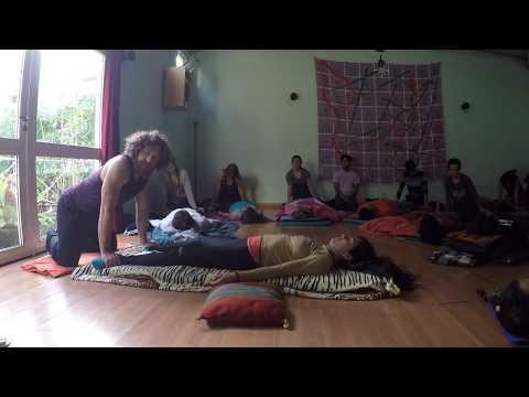 Thai Massage Supine - Buenos Aires AcroYoga Elemental Immersion