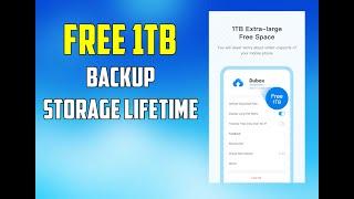 Dubox 1TB Backup Cloud Storage For Free   Paano magkaroon libreng 1tb na cloud storage screenshot 4