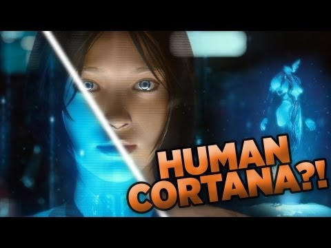 Halo 5  Human Cortana?!