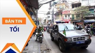 Giành vỉa hè: Có công an, vẫn cần người dân | VTC