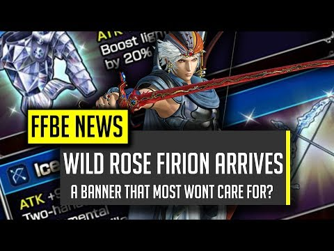 Ffii Wild Rose Firion Is Here Why I Think This Banner Fails Ffbe Final Fantasy Brave Exvius Final Fantasy Rpg News