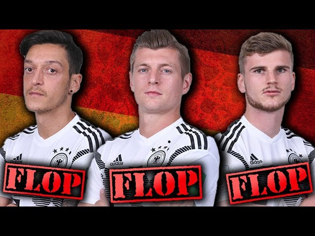 Are Germany Going To Be The Biggest World Cup Flops?! #WCReview