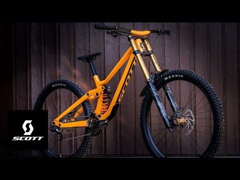 Introducing The All NEW SCOTT Gambler Tuned