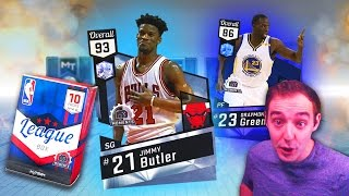 NBA 2K17 My Team DIAMOND MOMENTS JIMMY BUTLER WOW THIS IS CRAZY! I NEED IT!