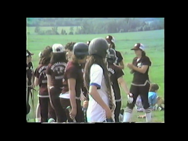 NCCS - AVCS JV Softball 5-29-86