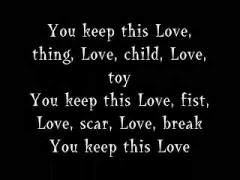 Pantera - This Love (Lyrics)
