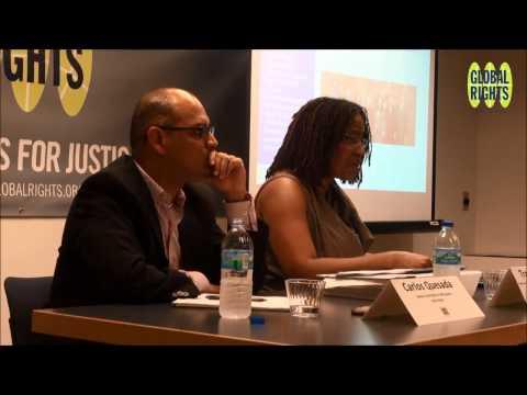 Tracy Robinson at Global Rights
