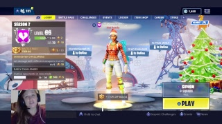 FORTNITE *AFTER DARK* All Nighter? **GIVEAWAY @ 3K SUBS**