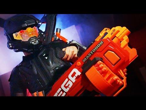 NERF Juggernaut Challenge! [Ep 2]