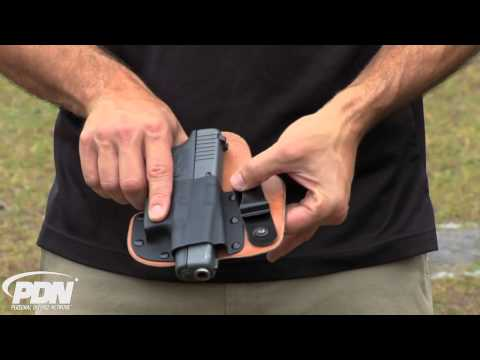 CrossBreed Holsters / Personal Defense Network - Appendix Carry