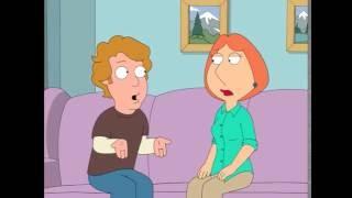 FAMILY GUY   Lois jumps Meg's boyfriend