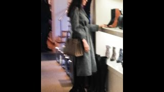 Angelina Jolie So Skinny On 2017 Shopping Trip With Pax