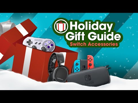 Top Nintendo Switch Accessories - GameSpot Holiday Gift Guid