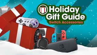 Top Nintendo Switch Accessories - GameSpot Holiday Gift Guide 2017