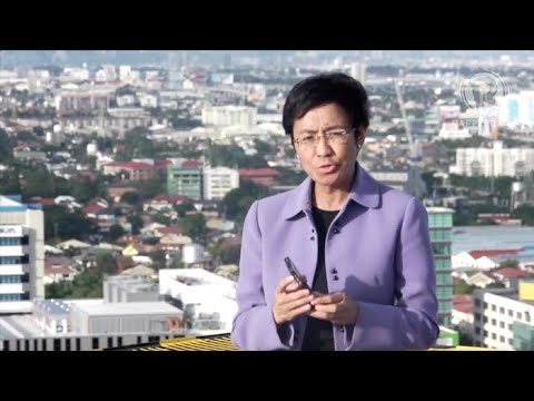 Intrepid Journalist, Maria Ressa, at Forefront of Media Innovation in the Philippines