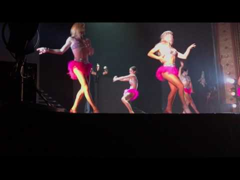 DWTS Live Tour We Came To Dance Creating A Dance Number