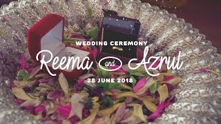 Nepali Wedding - Reema & Azrul Wedding Ceremony by AYG Studios
