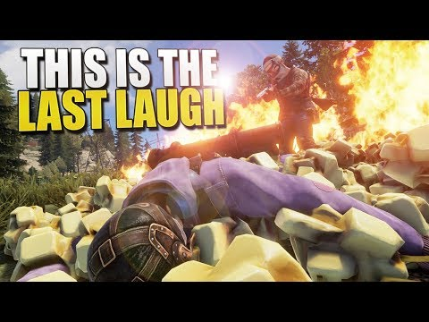 THE LAST LAUGH - THE GOLD RUSH (Part 2/2)