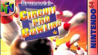 Longplay of Brunswick Circuit Pro Bowling