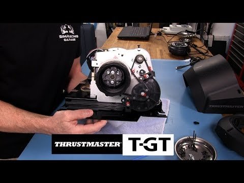 Thrustmaster T-GT Wheel Kit Review