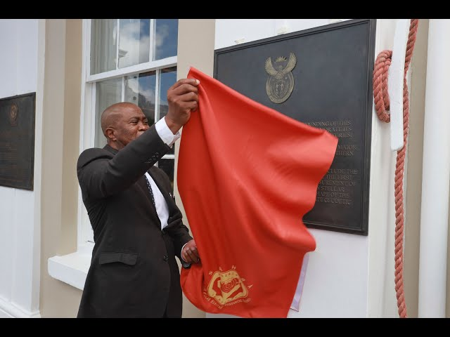 The bicentenary of the SAAO and the Unveiling of the SAAO as a National Heritage Site