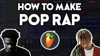 How To Make POP RAP (FL Studio 20)