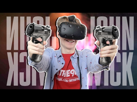 IS JOHN WICK VR WORTH BUYING? | John Wick Chronicles VR (HTC Vive Gameplay)
