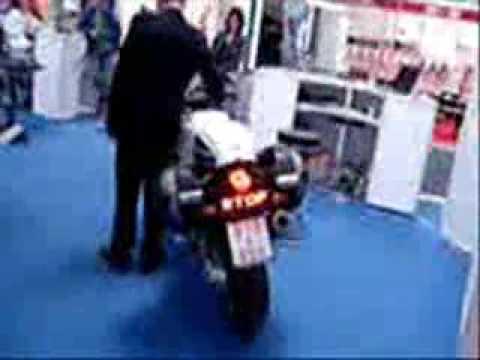 Croatian police, Transport show, Zagreb, Croatia