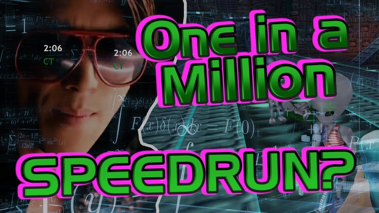 """The """"Luckiest"""" Speedrun in Perfect Dark History: Real or Fake? [Complete Analysis] #1"""
