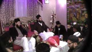 Rabi ul Awal Sharif 01-02-2013 in London Allah da Zikr