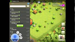 My Clash of Clans Stream /t.k.p