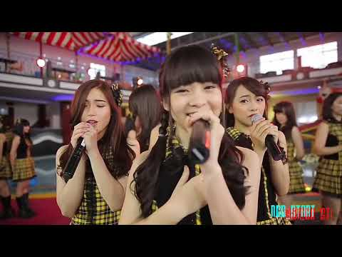JKT48 Team KIII - Eien Pressure at ICLUB48 NET
