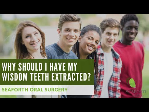 Wisdom Teeth: Why Would You Have To Remove Them?
