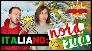 Italiano del NORD vs italiano del SUD: Quali sono le Differenze? Qual è il Migliore? SFIDA FINALE 🥊