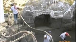 видео Как сделать альпийскую горку: принцип изготовления